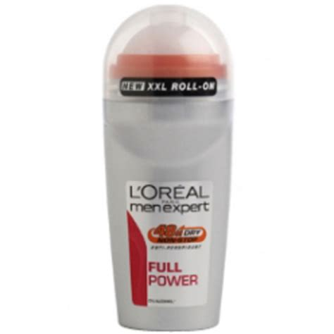 Loreal Active 50 Ml 4 Variant l or 233 al expert power deodorant roll on 50ml free shipping lookfantastic