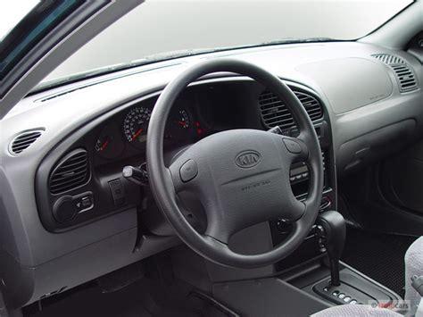 kia spectra dashboard image 2003 kia spectra 4 door sedan base auto dashboard