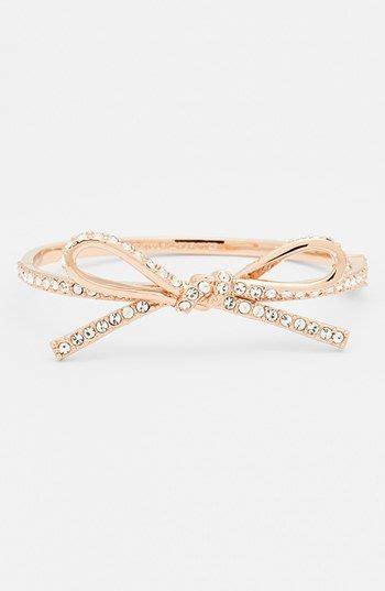 Bow Gemstone Bangle gold bow bangle jewelry bangle