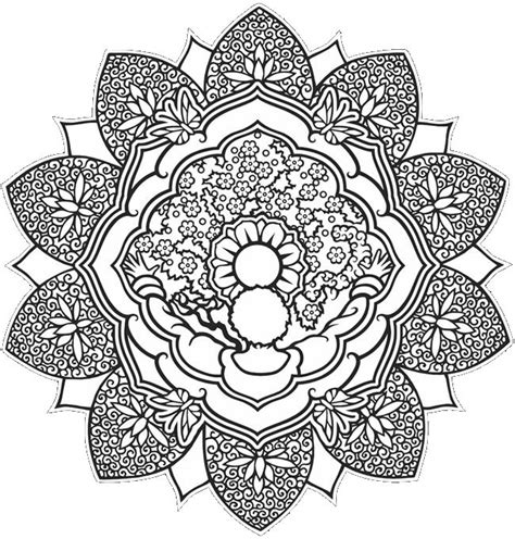 abstract patterns coloring pages pdf mandala abstract art coloring pages printable mandalas