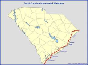 intracoastal waterway map map3