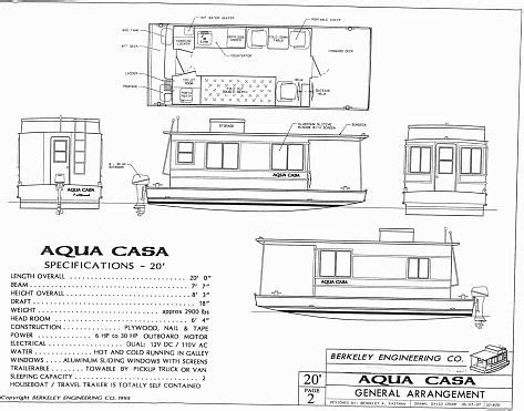 trailerable house boat house boat supplies trailerable houseboat plans 187 boats parts accessories