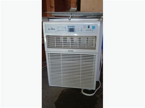 danby window air conditioner danby 8000 btu window air conditioner energy star rated