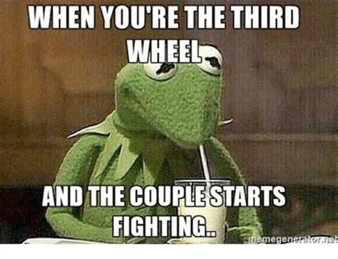 Third Wheel Meme - 25 best memes about emeged emeged memes