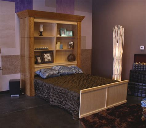 the zoom room motorized hideaway bed