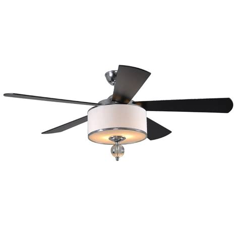 adding a drum shade to a ceiling fan diy pinterest