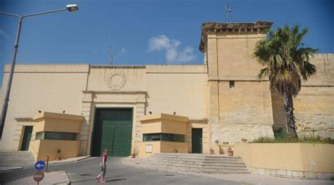 A Prisoner In Malta trying to smuggle 23 packets of drugs into