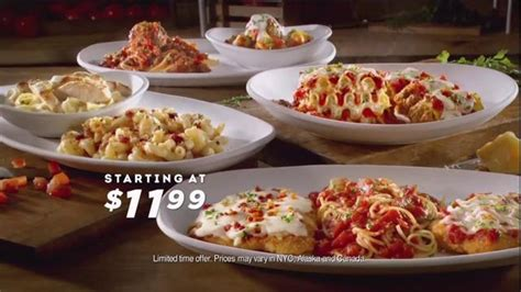 olive garden italian duos tv commercial dish ispot tv