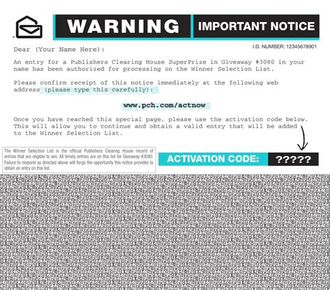 Publishers Clearing House Official Website - pch entry code html autos post