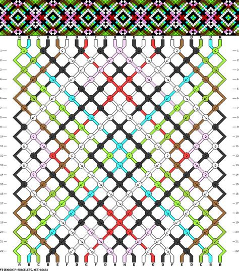 Cool Macrame Bracelet Patterns - 1000 images about macrame friendship bracelet patterns on