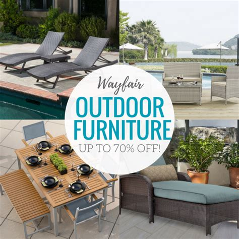 outdoor furniture sale wayfair outdoor furniture sale with up to 70