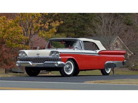 1959 Ford Fairlane by 1959 Ford Fairlane For Sale On Classiccars 15 Available
