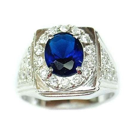 Cincin Diamonds blue sapphire engagement ring end 8 15 2018 11 40 am