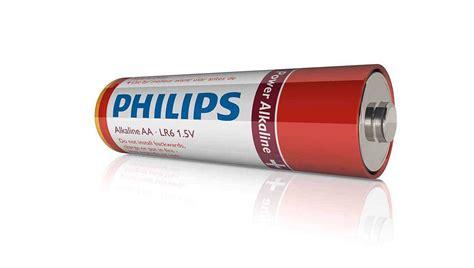Philips Alkaline Aa Bp2 Berkualitas power alkaline battery lr6p4d 27 philips