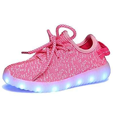 Sepatu Anak Led Sneaker Sepatu Bayi New Arrival Import cayanland led light up shoes fashion sneaker