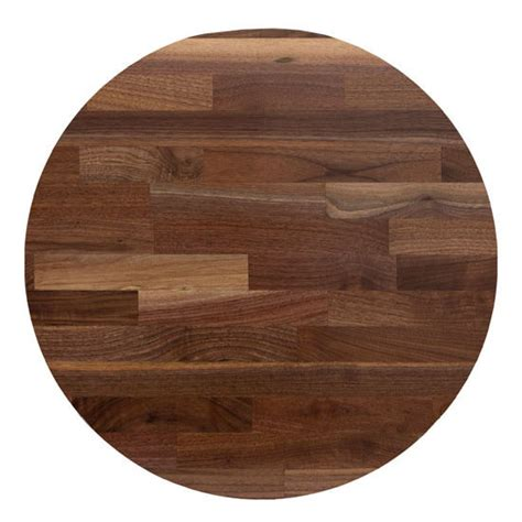 Dining Room Furniture Ct by Table Tops Walnut Blended Butcher Block Table Top Round