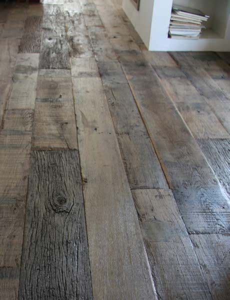 Authentic, French oak floors. From classic salvaged and