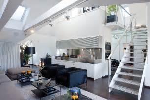 Modern Penthouse With Skylights   iDesignArch   Interior Design, Architecture & Interior