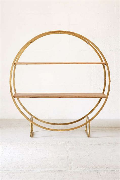 Circle Shelf by Brigid Circle Shelf Outfitters Shelves And