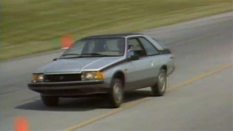 1982 renault fuego 187 1982 renault fuego turbo test drive