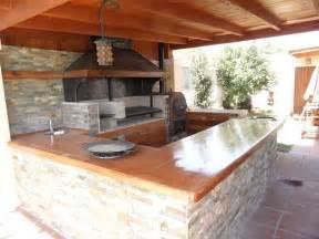 Backyard Grill 5a 100 Best Barbacoas Cocinas Y Pergolas Para Exteriores De