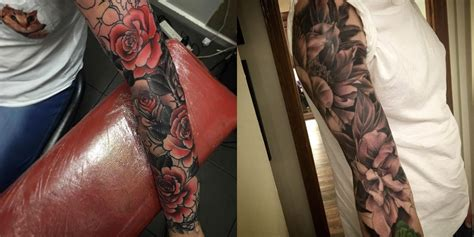 tatuaggi fiori braccia braccia archivi tatuaggistyle it