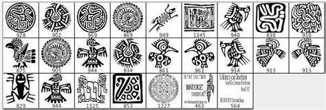 imagenes grecas aztecas 11 best dibujos mayas y aztecas images on pinterest