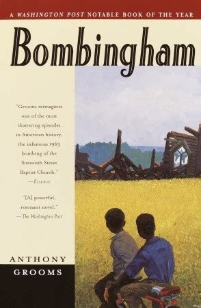 bombingham  anthony grooms reviews discussion