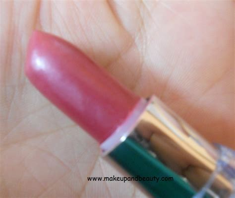 Maybelline Watershine Lipstick maybelline watershine mf 21 lipstick review
