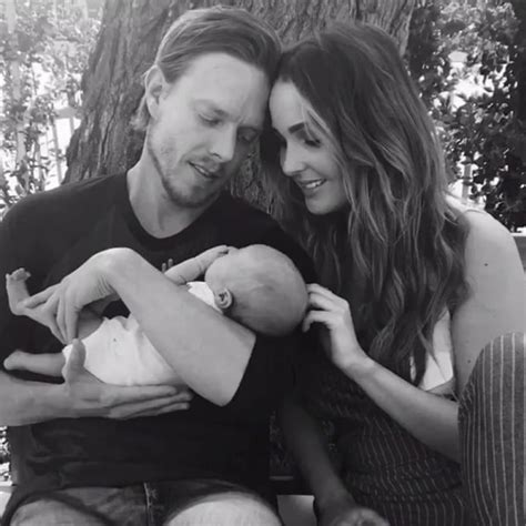 New And Hayden by Camilla Luddington And Matthew Alan Welcome A