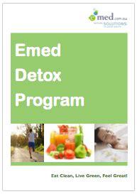 6 Week Detox Cleanse by Emed 6 Week Complete Cleanse Emed