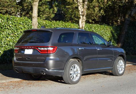 2014 Dodge Durango Citadel Review by 2014 Dodge Durango Citadel Road Test Review Carcostcanada