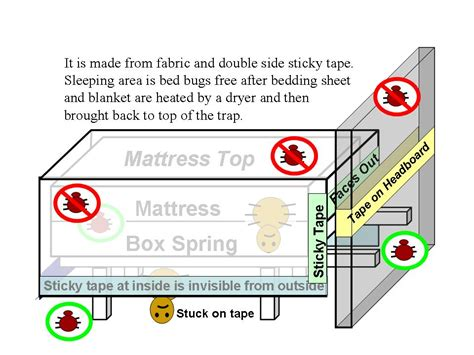 do bed bug traps work bed sized bed bug trap llc has invented an innovative trap