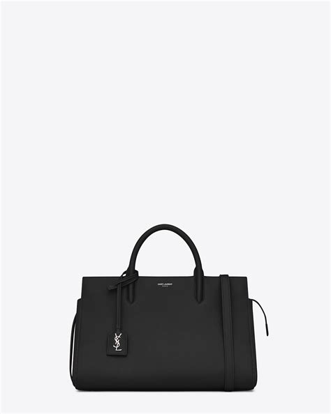 Shopping Kaviar Gauche Black Classic Fusion Bag by Laurent Fall Winter 2015 Bag Collection Featuring