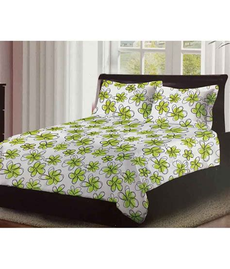 bombay dyeing cotton floral bed sheet buy bombay