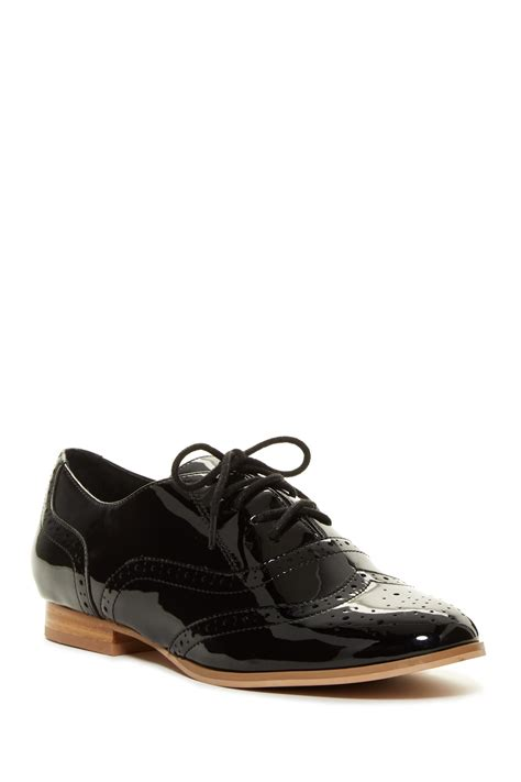 nordstrom oxford shoes steven by steve madden rhys wingtip oxford shoe