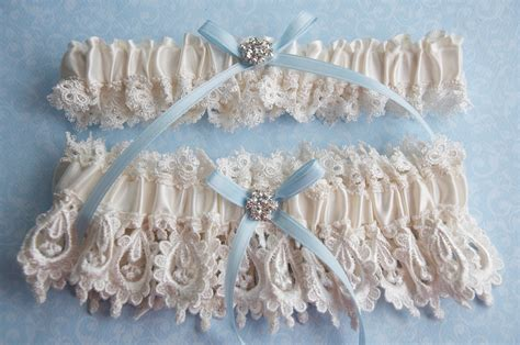 Wedding Garter Sets by Garter Wedding Garter Garter Set Bridal By Gartersbygarterlady