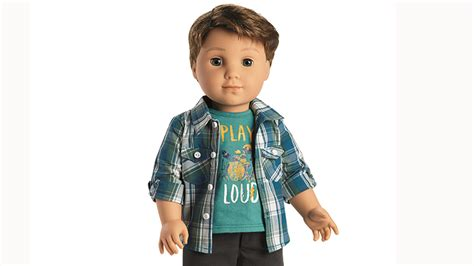 american girl announces release of first male doll todaycom