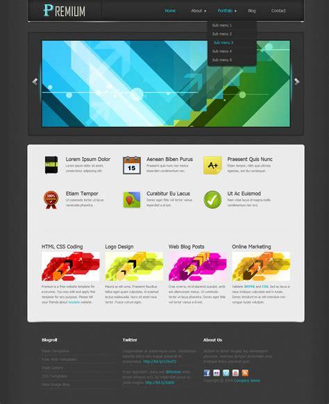 templates premium premium free html css templates