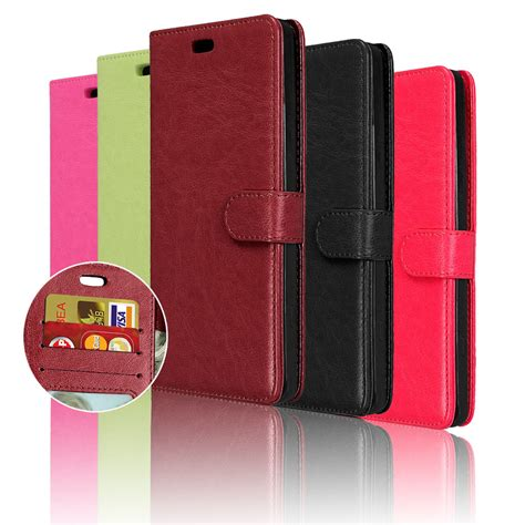 Flipcase Card Leather Book Wallet Flip Cover Lenovo Vibe Z90 for lenovo a2010 phone bag book cover wallet pu leather