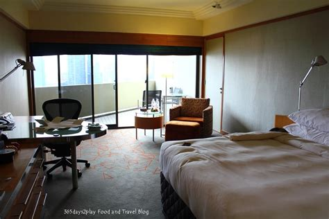 pan room pan pacific hotel singapore staycation 365days2play food family