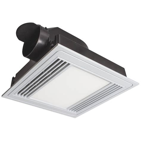 led bathroom fan light tercel exhaust fan with led light brilliant lighting