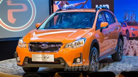 subaru xv malaysia 2017 2017 subaru xv teased gets all platform to ckd in