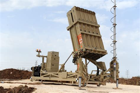 iron dom israel s iron dome again proves vulnerable