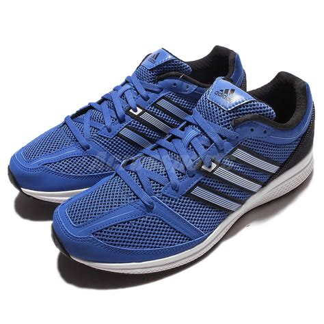 adidas running shoes indonesia adidas mana rc bounce m blue black mens adizero running