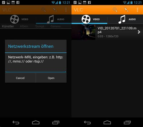 vlc media player for android vlc media player auch f 252 r android