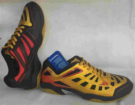 Sepatu Badminton Flypower jual sepatu badminton bulutangkis flypower losari new