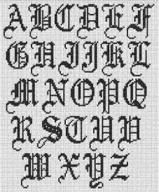 letras gticas free coloring pages of de letras goticas