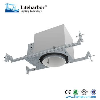 4 inch led recessed lighting new construction ul 4 inch led new construction ic pot light recessed light