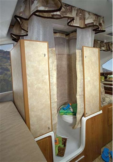 tent trailer with bathroom jayco select cing trailer interior bathroom